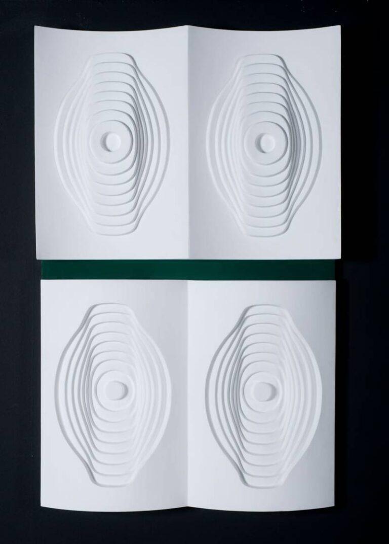 Escultura: Espaço positivo e negativo 1967 Yutaka Toyota